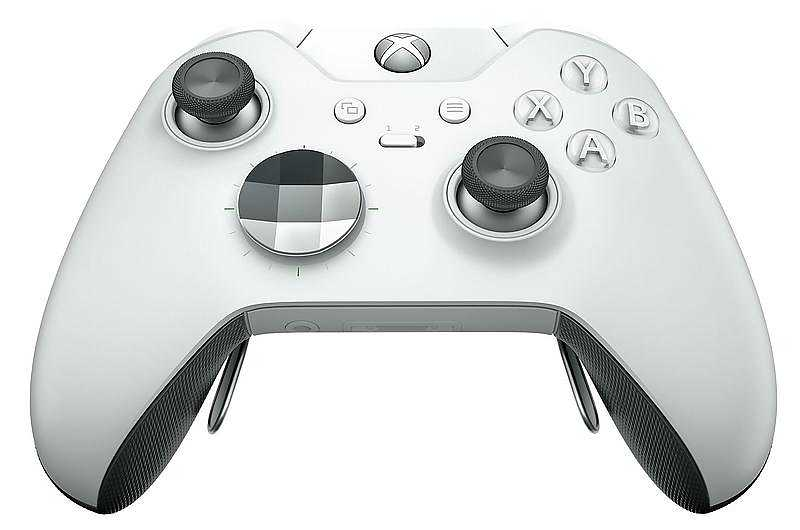 Microsoft Xbox One Elite Wireless Controller White Xbox One