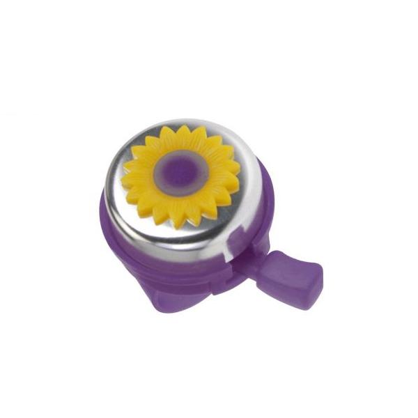 Ringklocka blomma, lila
