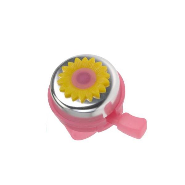Ringklocka blomma, rosa