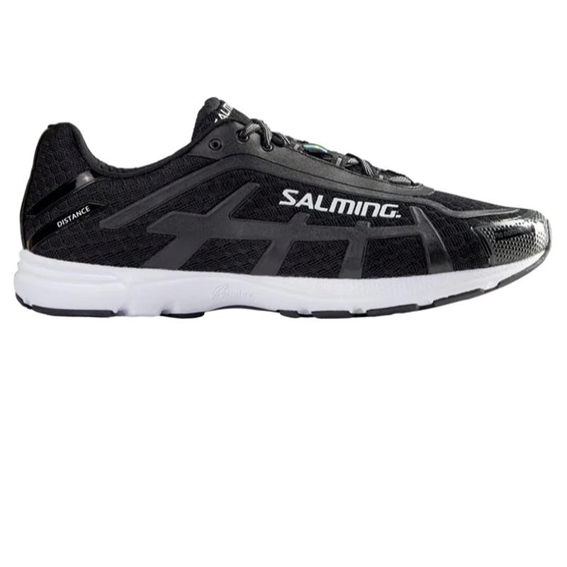 Salming Distance D5 Black/White Stl 36