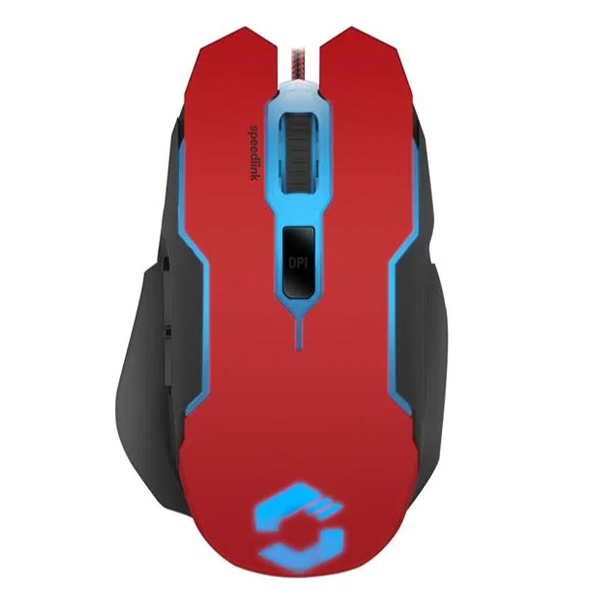 SpeedLink - Contus Gaming Mouse /Black-Red