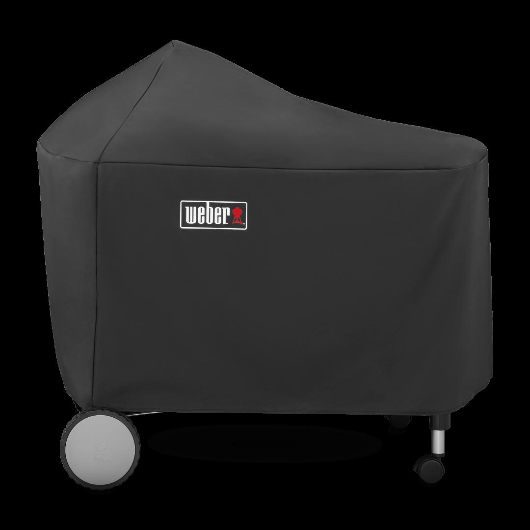 Weber Premium och Deluxe Grillöverdrag Svart